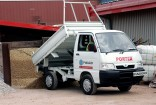 Piaggio Porter 1.5t Diesel Top Deck Pick Up