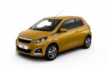 Peugeot 108 Hatchback 1.0 Active 5dr