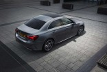 Mercedes-Benz A Class Saloon A180 Amg Line Executive 4dr Auto