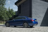 Mercedes-Benz C Class Diesel Saloon C220 Bluetec Se Executive 4dr