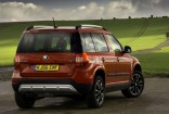 Skoda Yeti Outdoor Diesel Estate 2.0 Tdi Cr Se 5dr