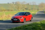 Toyota Corolla Estate 2.0 Vvt-i Hybrid Excel 5dr Cvt
