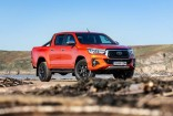 Toyota Hilux Diesel Invincible D/cab Pick Up 2.4 D-4d