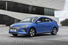 Hyundai Ioniq Electric Hatchback
