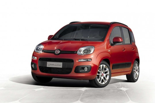 Fiat Panda Hatchback Special Editions