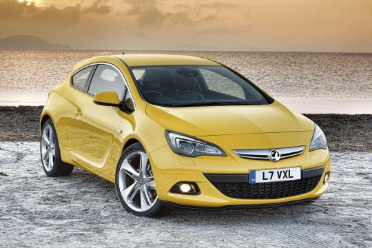 Vauxhall Gtc Diesel Coupe