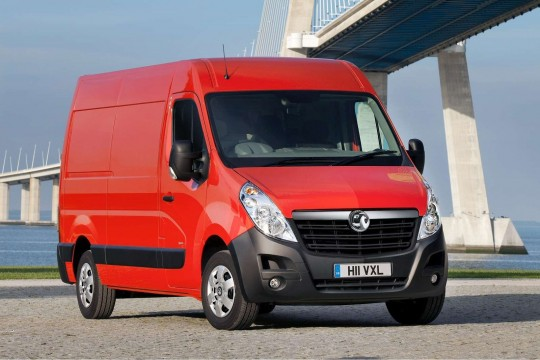 Vauxhall Movano 35 L3 Diesel Fwd