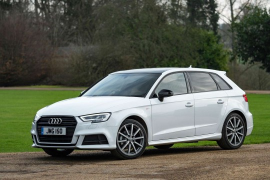 Audi A3 Sportback Special Editions