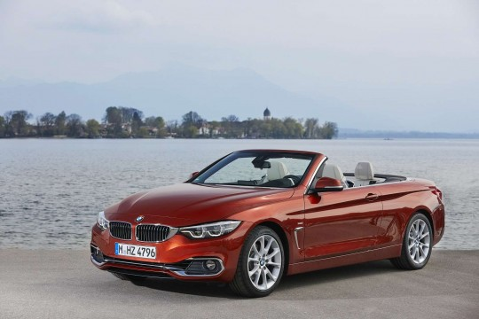 BMW 4 Series Diesel Convertible