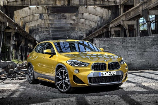 BMW X2 Diesel Hatchback