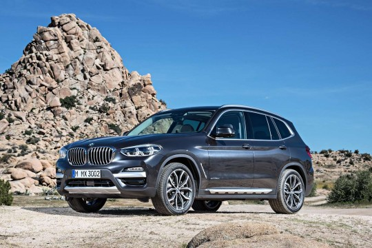 BMW X3 Estate