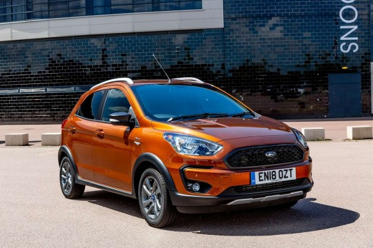 Ford Ka+ Hatchback