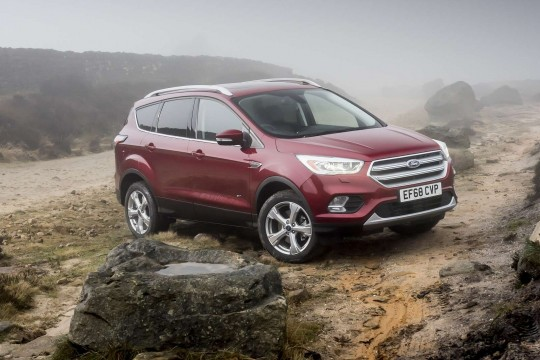 Ford Kuga Diesel Estate