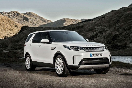 Land Rover Discovery Diesel Sw