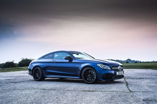 Mercedes-Benz C Class Amg Coupe