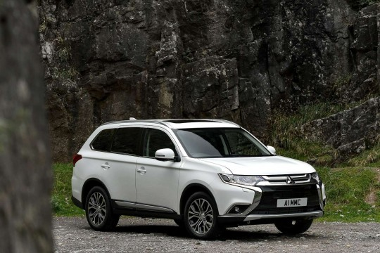 Personal Lease Mitsubishi Outlander Car Leasing