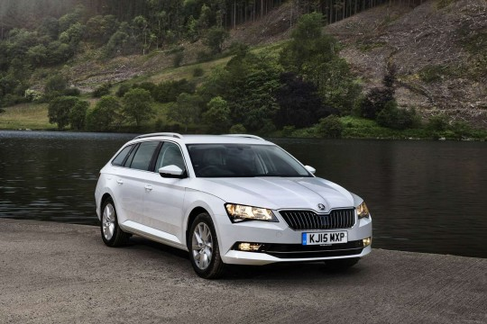 Skoda Superb Diesel Estate