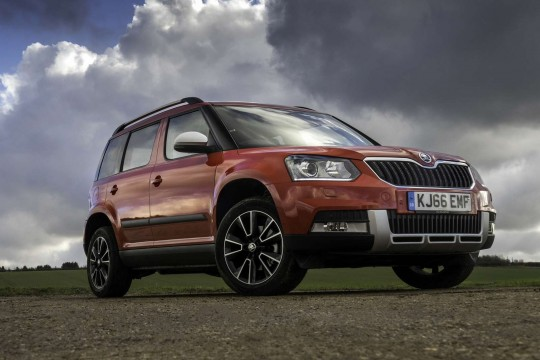 Skoda Yeti Outdoor Diesel Estate