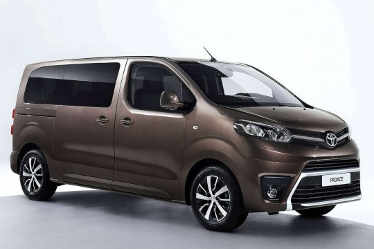 Toyota Proace Verso Diesel Estate