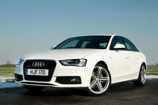 Audi A4 Diesel Saloon