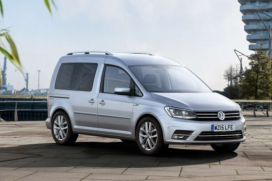 Volkswagen Caddy Maxi Life C20 Diesel Estate
