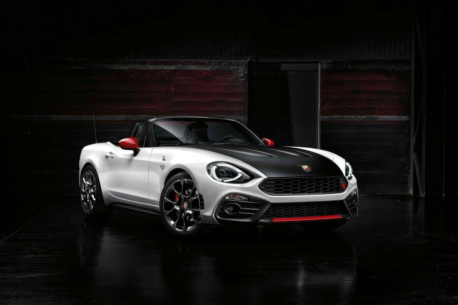 Abarth 124 Spider Roadster 1.4 T Multiair 2dr
