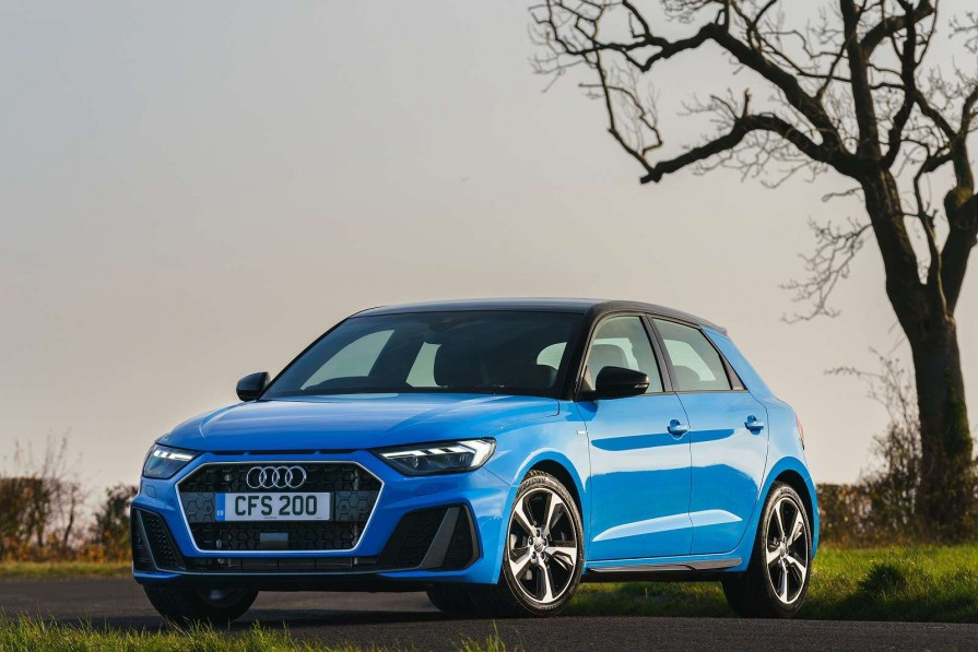 Audi A1 Sportback 25 Tfsi S Line 5dr [tech Pack] For Lease