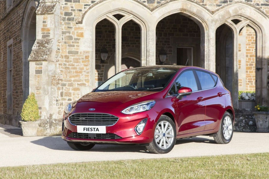 Ford Fiesta Diesel Hatchback 1.5 Tdci Active B+o Play Navigation 5dr