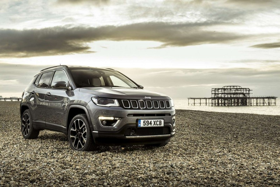 Jeep Compass Sw Diesel 2.0 Multijet 140 Limited 5dr