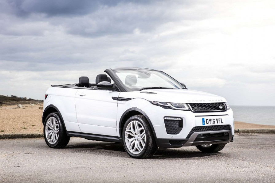 land rover range rover evoque diesel convertible 2 0 td4 hse dynamic lux 2dr auto. Black Bedroom Furniture Sets. Home Design Ideas