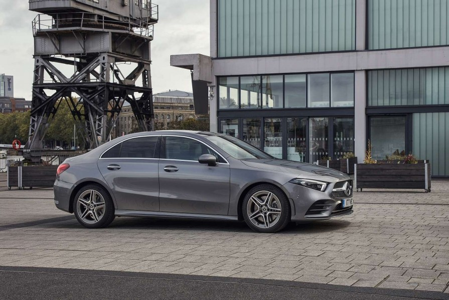 Mercedes Benz A Class Saloon A220 4matic Amg Line Premium Plus 4dr Auto For Lease
