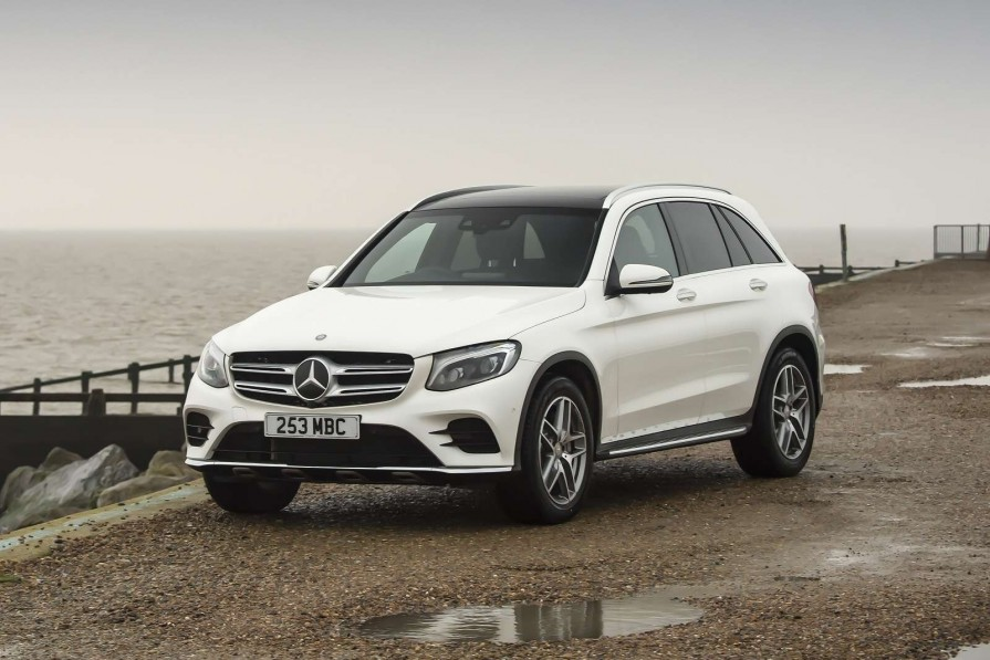 Mercedes-Benz Glc Diesel Estate Glc 220d 4matic Sport 5dr 9g-tronic