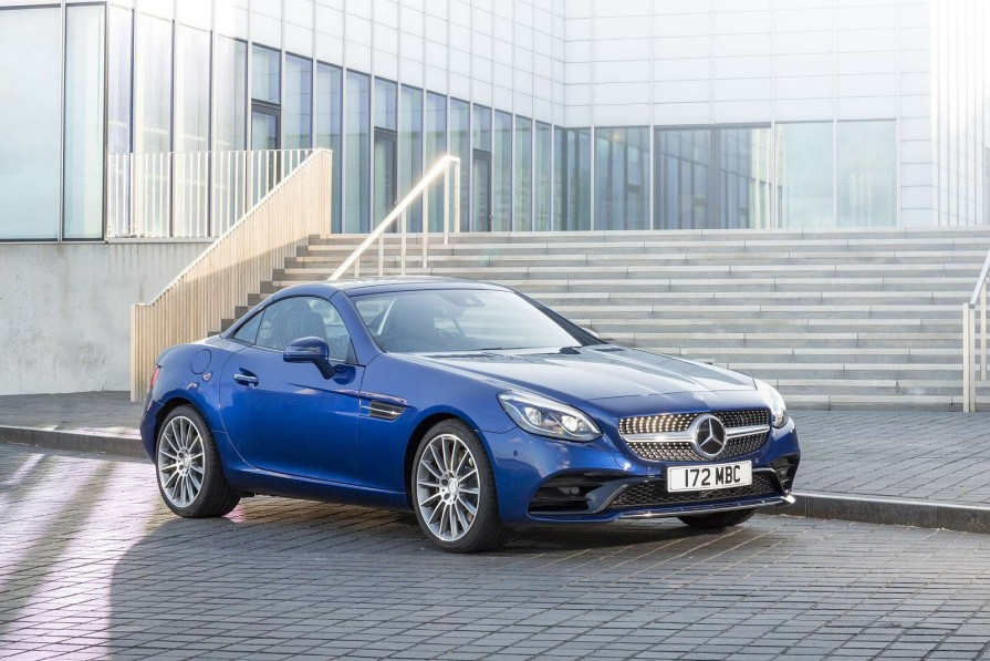 Mercedes-Benz Car Leasing & Contract Hire
