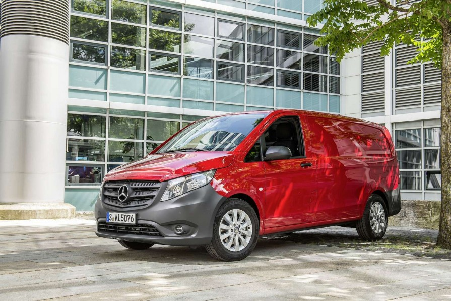 Mercedes-Benz Vito Tourer Extra Long Diesel 116 Cdi Select 8-seater 7g-tronic