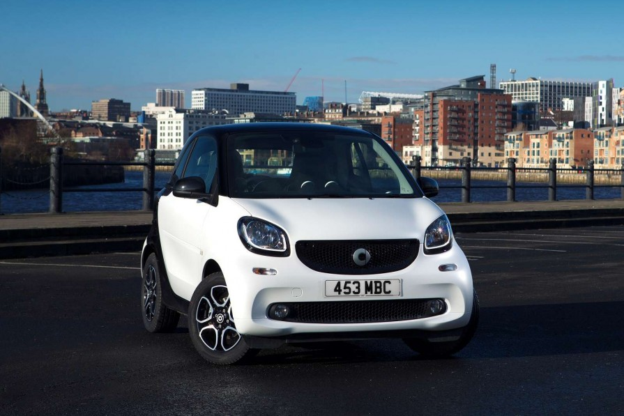Smart Car Lease >> Smart Fortwo Coupe 1 0 Prime Premium 2dr Auto For Lease