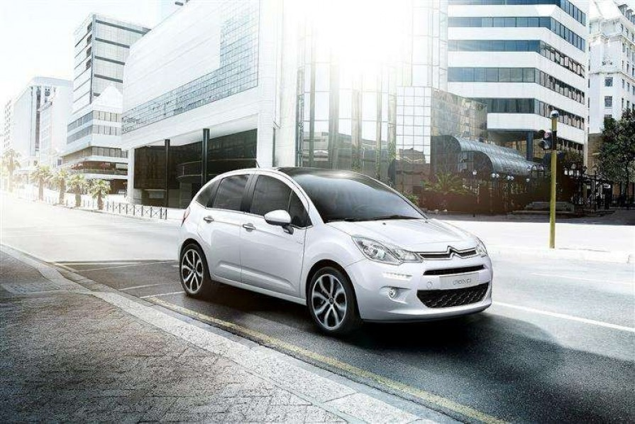 Citroen C3 Diesel Hatchback 1.6 E-hdi Exclusive 5dr