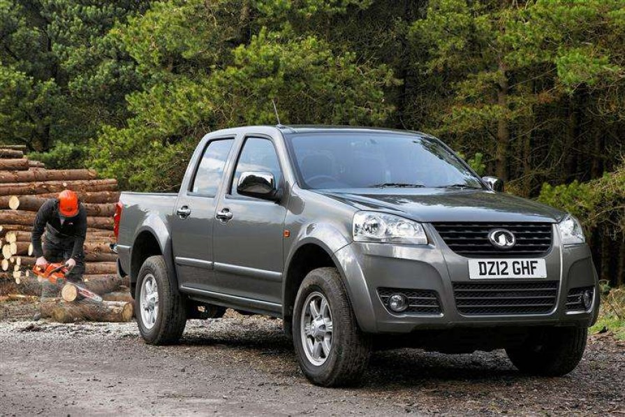Great Wall Steed Diesel Double Cab Pick Up 2.0 S