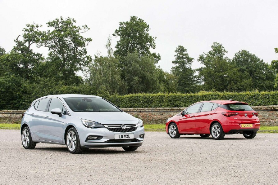 Vauxhall Astra Diesel Hatchback 1.5 Turbo D 105 Business Edition Nav 5dr