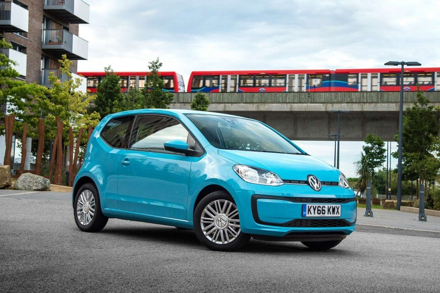 Volkswagen Up Hatchback 1.0 Move Up 3dr