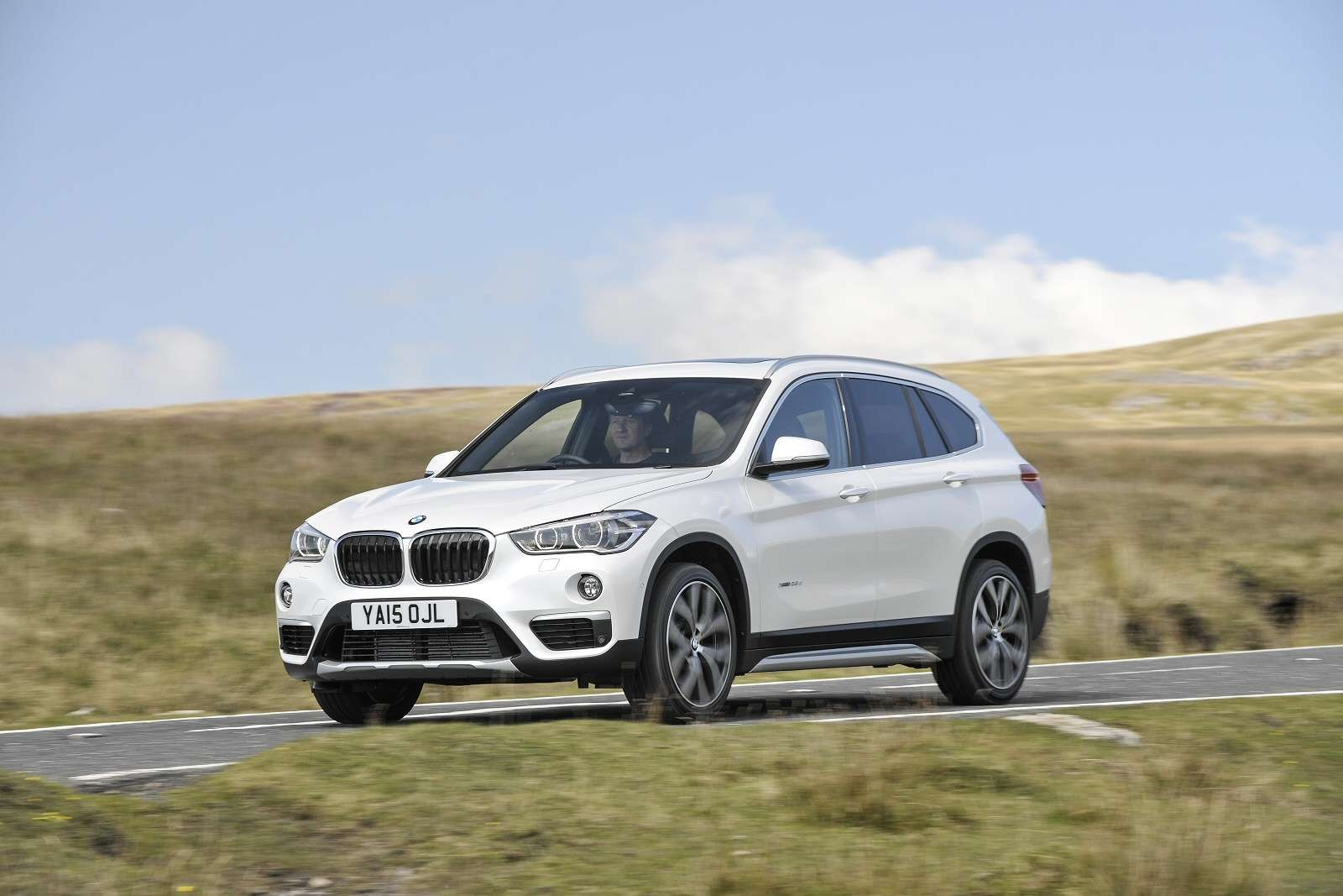 Bmw X1 Diesel Estate Xdrive 20d Se 5dr Step Auto For Lease