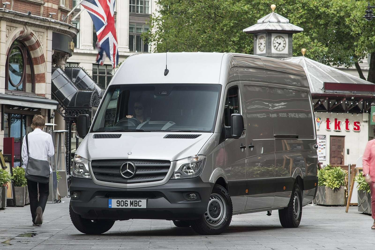 Personal Mercedes-Benz Sprinter Tourer Medium Diesel 314cdi Blueefficiency  Tl7 7-seater Van Leasing From £487 81
